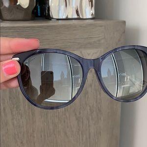 Brand new Blue Horm Gucci sunglasses